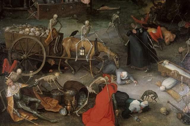 Всего лишь за 18 месяцев Великая чума унесла жизни около 100 000 человек - в то время почти четверть населения Лондона.