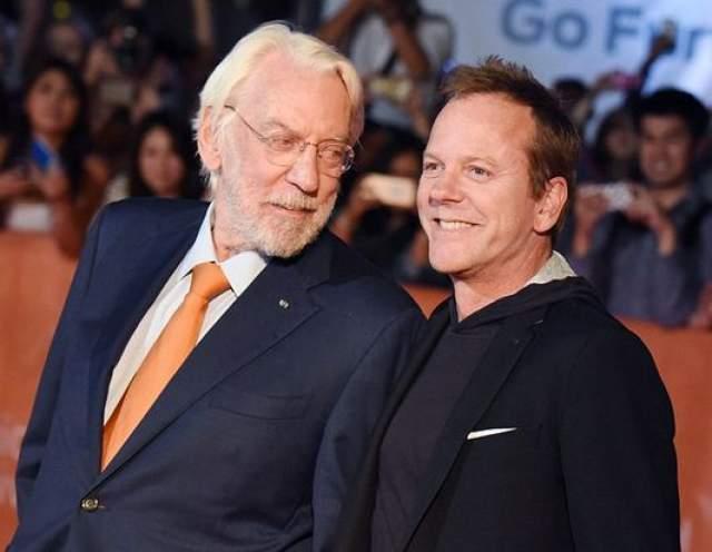 """К 2017 году Сазерленд снялся в более чем восьмидесяти фильмах и сериалах, а с 2001 года он чаще всего ассоциируется со своей ролью агента Джека Бауэра в нашумевшем американском телесериале """"24""""."""