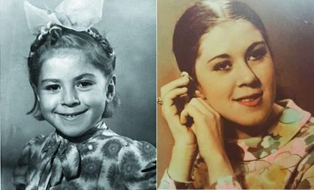 """Любовь Успенская, 64 года. Елена Чайка, мама будущей знаменитости, была медсестрой. Но """"связи"""" не помогли: она скончалась при родах."""