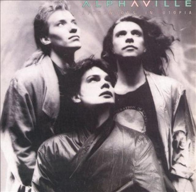 """""""Alphaville"""" . Группа получила мировую известность благодаря двум хитам - """"Big In Japan"""" и """"Forever Young"""", вышедшим в 1984 году."""