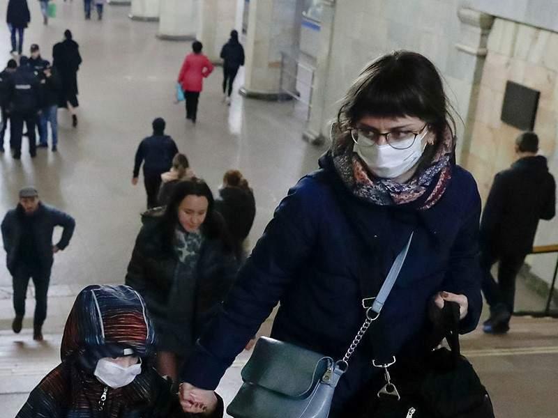 В России установлен новый рекорд по числу заболевших коронавирусом за сутки