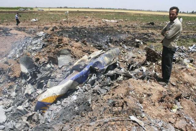 На борту самолета находилась юношеская сборная Ирана по дзюдо. Спортсмены летели в Армению на тренировки, а затем должны были вылететь в Венгрию для участия в соревнованиях. Все 168 человек, совершавших этот перелет, погибли.