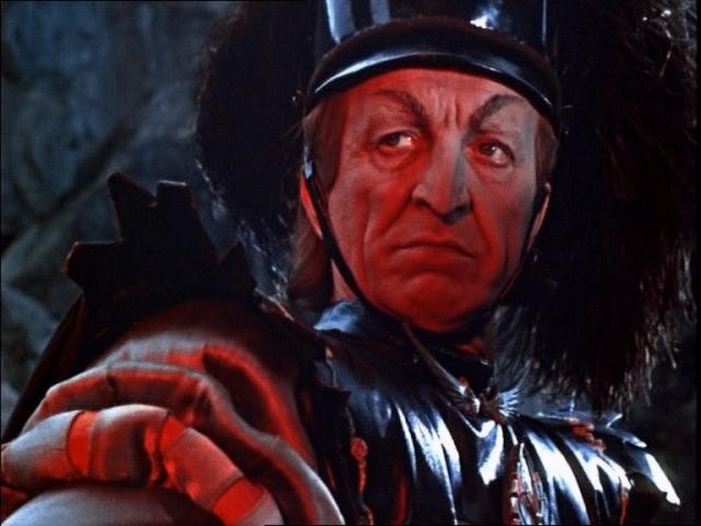 """Запомнился как """"главный злодей советского кино"""", непревзойдённый исполнитель ролей разнообразных злодеев — от заграничных шпионов до злых колдунов. До преклонных лет находился в прекрасной физической форме и многие трюковые сцены исполнял сам."""