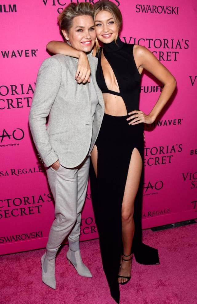 Когда Иоланда вышла замуж за архитектора израильского происхождения Мохаммеда Хадида, то завершила модельную карьеру.