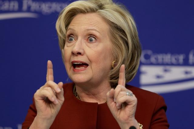 Бывшая первая леди и кандидат в президенты США Хилари Клинтон увлекается спиритизмом. Она рассказывала, что на досуге ведет беседы с покойной Элеонорой Рузвельт, также бывшей первой леди США.