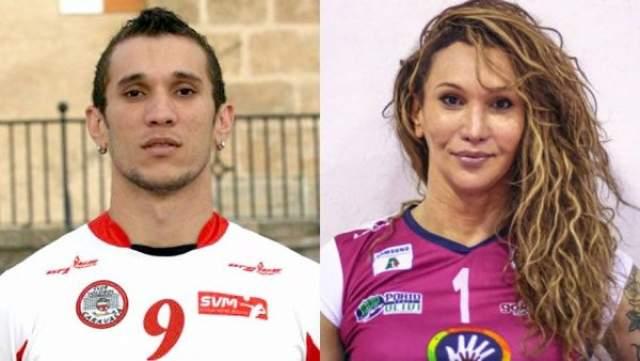Тиффани Абреу (Родриго Абреу). 1984 г.р. Бразилия. Волейболист. В 2012 году прервал карьеру, решив стать женщиной.