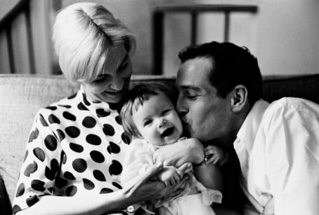 Пройдя нелегкий развод (все-таки у Пола было двое маленьких детей), пара соединилась на долгие годы. Но первым же испытанием стал для них выкидыш Джоан - это случилось сразу после медового месяца.