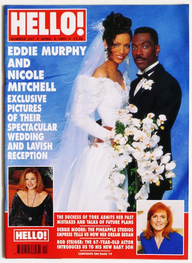 Невеста была в платье Silk Satin за $40 000, а торт стоил $25 000. В 2006 году супруги развелись.
