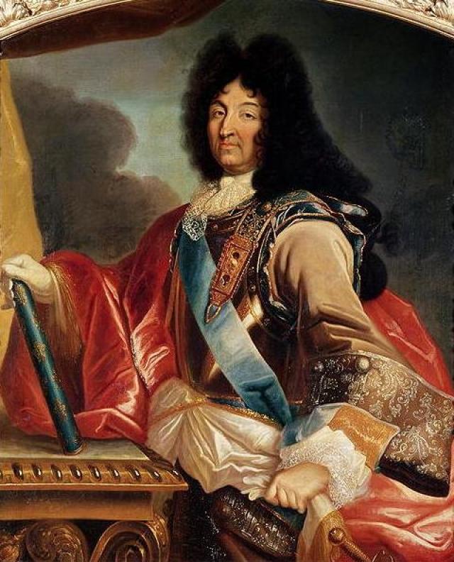 """Людовик XIV : """"Государство - это я!"""""""