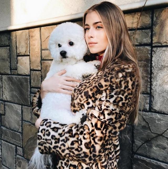 София Евдокименко. 15-летняя внучка Софии Ротару - настоящая интернет-звезда и кумир подростков.
