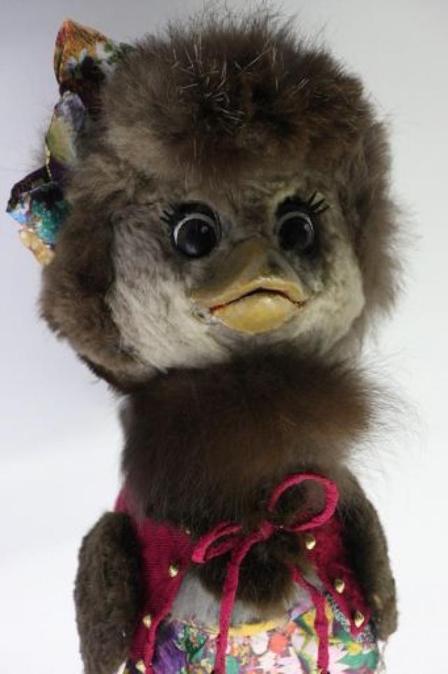 В 1979 году в программе появился единственный персонаж женского рода - Каркуша.