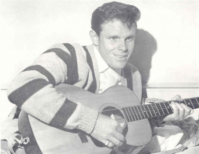 """Дэл Шэннон. Представитель """"золотой эры рок-н-ролла"""" прославился в 1961 году благодаря своему хиту Runaway, который в те времена звучал буквально отовсюду."""