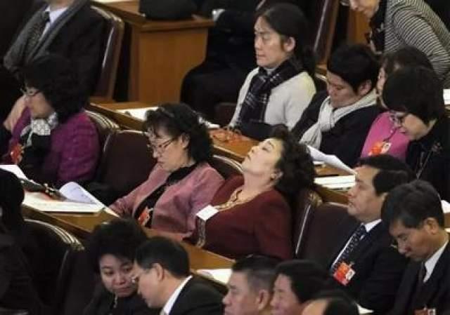 Заседание Народного политического консультативного совета Китая