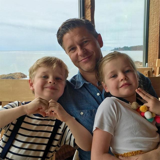 Харпер и Гедеон даже получили негласное звание самых милых близняшек Инстаграма.