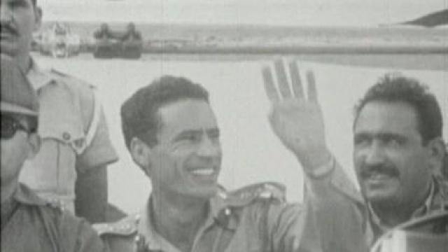 Муаммар руководил Ливией с тех пор, как пришел к власти в результате бескровного военного переворота 1969 года.