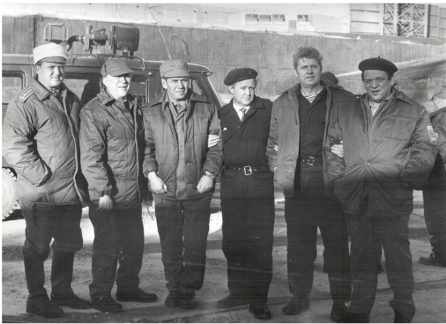 Государственная комиссия, сформированная в СССР для расследования причин катастрофы, возложила основную ответственность за нее на оперативный персонал и руководство ЧАЭС.
