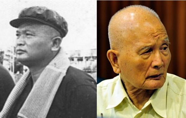 """19 сентября 2007 года был арестован 80-летний Нуон Чеа по прозвищу """"Брат номер два"""", которому предъявили обвинения в преступлениях против человечности."""