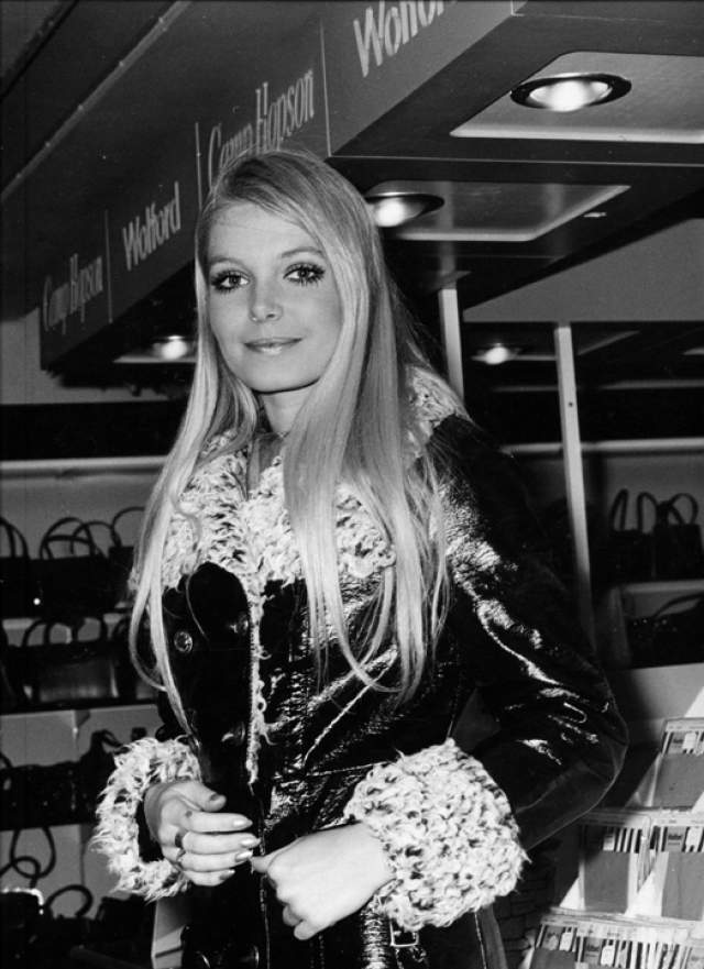 Эва Рюбер-Штайер (Австрия) - Мисс мира 1969.