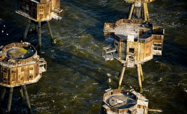 Форты давно заброшены, поэтому их внутреннее состояние ужасно. Большинство сооружений уже не подлежит восстановлению.