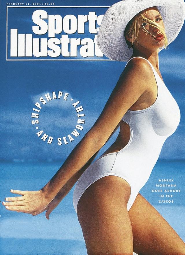 Эшли Монтана , 1991.