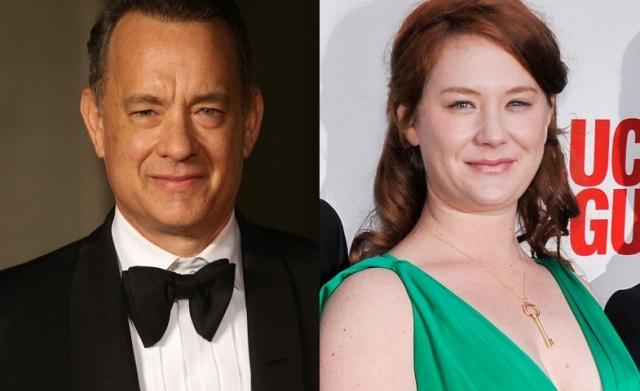 Том и Элизабет Хэнкс.