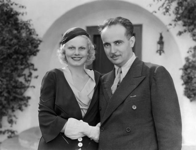 Спустя пару месяцев романа Харлоу и Пол Берн поженились. Однако вскоре случилась трагедия - 5 сентября 1932 года Пол застрелился, прожив в браке с Харлоу немногим более двух месяцев.