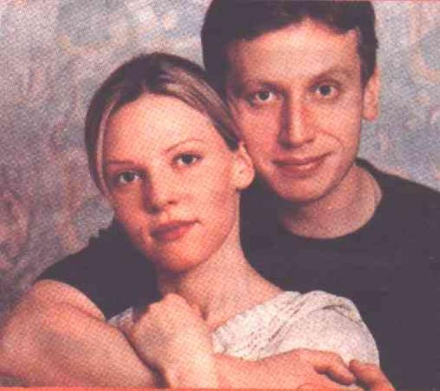"""Михаил Трухин. Еще один актер из """"Ментов"""" покинул жену с двумя детьми ради молодой возлюбленной по имени Анна Нестерцова."""
