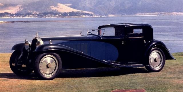 1931 Bugatti Royale - на аукционе авто продали за $5 500 000.