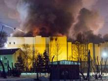 МЧС: причиной пожара в кемеровском ТЦ стал поджог в детском сухом бассейне