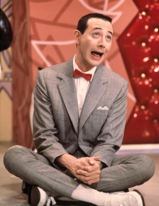 Пол Рубенс. Комический персонаж актера Пи-Ви Херман в свое стал любимцем публики, но потом многие поменяли свое мнение.