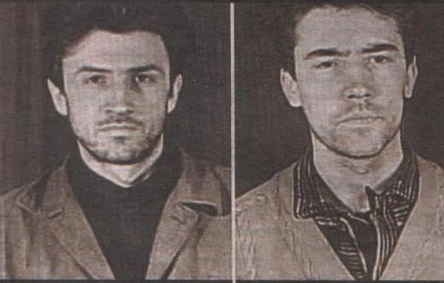 Владимир Коровин родился в 1933 году, Георгий в 1934-м. В 1953 году братьев уже арестовывали за грабеж.