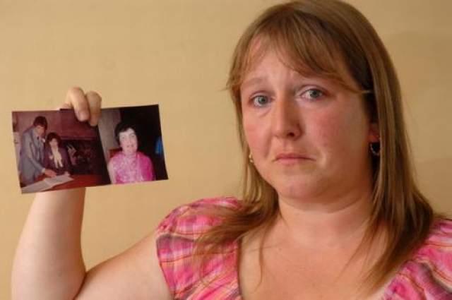 После освобождения Хьюз признался, что, находясь в тюрьме, имел встречу с дочерью погибшего Дугласа Грэма и попытался извиниться перед ней. На фото: Шарон Монтгомери, дочь погибшего в автокатастрофе Дугласа Грэма