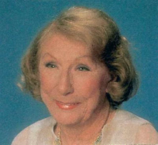 """Джудит Андерсон (Минкс Локридж). Австралийская актриса, обладательница премий """"Эмми"""" и """"Тони"""", она пришла в Санта-Барбару уже знаменитостью. В том же 1984 году, в возрасте 87 лет, она сыграла жрицу в фильме """"Звёздный путь 3: В поисках Спока""""."""