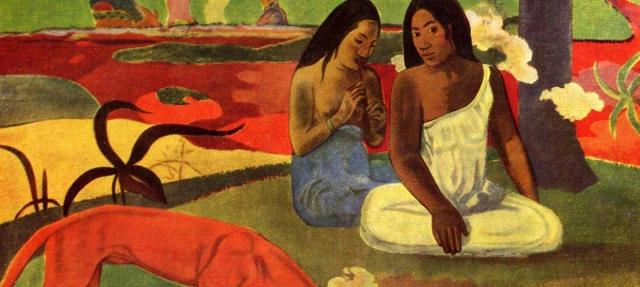 Секреты таитянок в сексе
