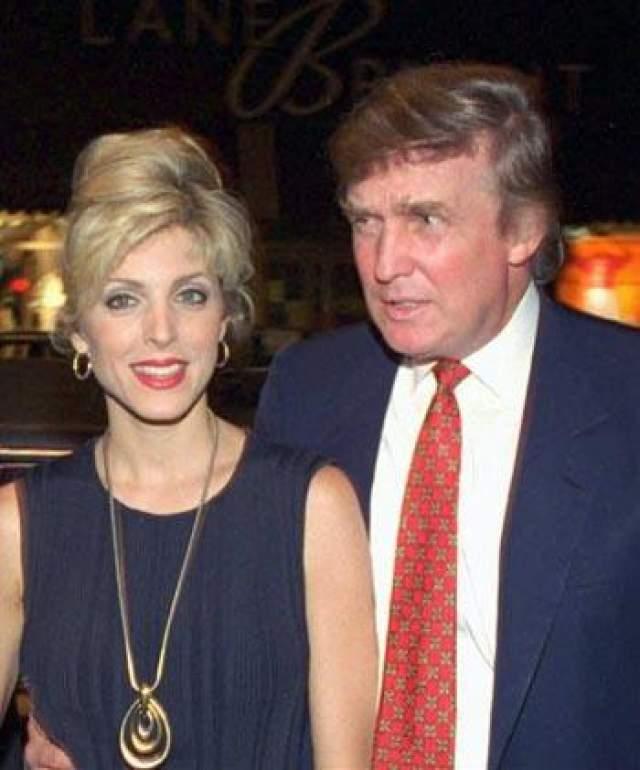 Модели Марле Мэйплс удалось увести Дональда Трампа у его первой жены, Иваны Зельничковой.