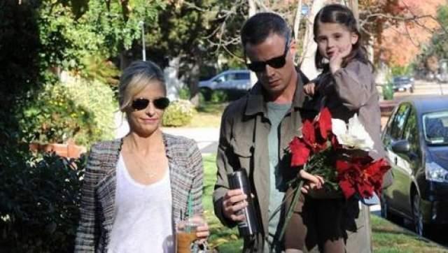 Галлар и Принц поженились в 2002 году. Сейчас у них двое детей, мальчик и девочка.