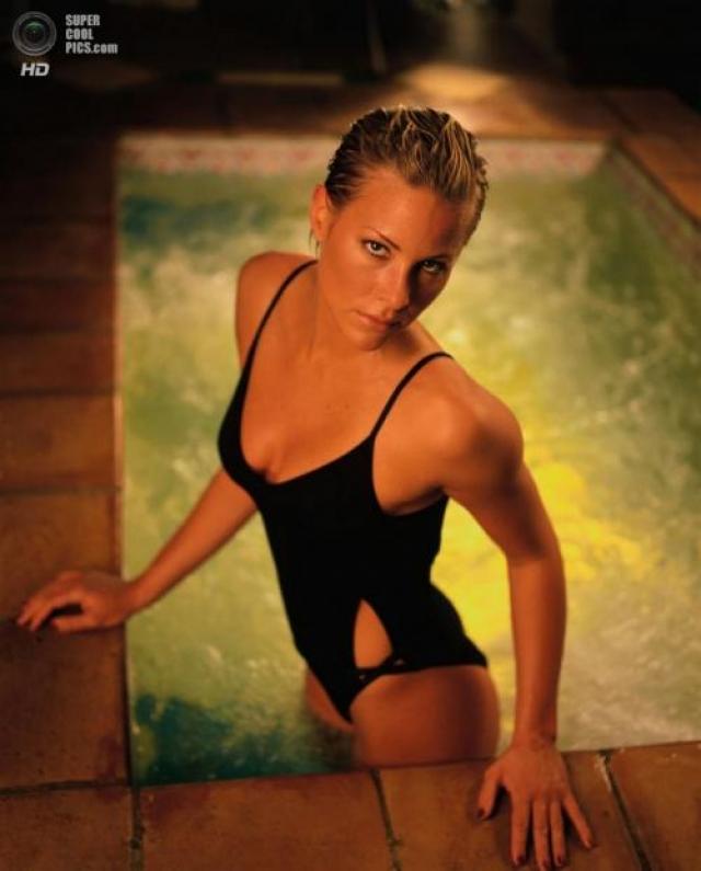 19. Бриттани Дэниел (1994—1995).