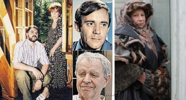 Первый муж - актер Валерий Носик. Второй - поэт Борис Кочейшвили. А фотограф Владимир Персиянинов стал ее супругом 17 лет назад, когда Ахеджаковой было 63. Свою любовь, не растраченную на детей, она дарила поклонникам кино и с театра.