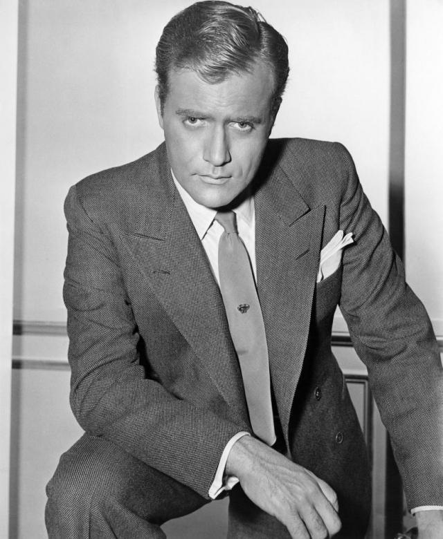 """Вик Морроу. Американский актер, режиссер и продюсер, сыгравший главную роль в телесериале 1960-х """"Борьба!"""", а также другие видные и эпизодические роли в кинофильмах и на телевидении."""