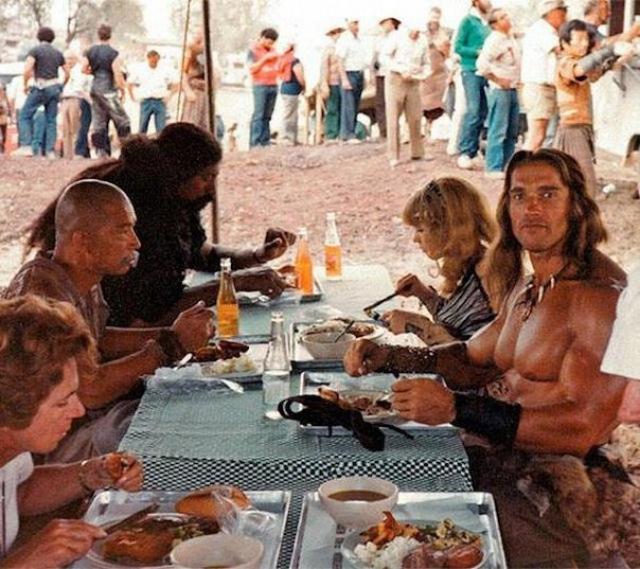 """Первые фильмы оказались проходными, а вот настоящий успех пришел после """"Конана-варвара"""" 1982 года."""
