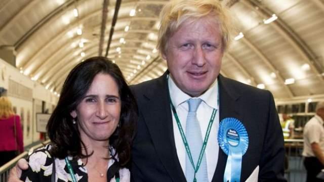 Борис Джонсон и Марина Уилер. Бывший глава МИД Великобритании был женат 25 лет. Но супруга узнала о его изменах и не стала это терпеть, объявив о разрыве.