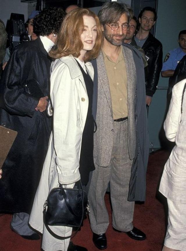 Джулианна Мур. Актриса была замужем за Джоном Рубином почти десять лет, карьера ее протекала ни шатко, ни валко, а семейная жизнь становилась все менее идеальной.