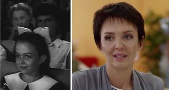 """Вероника Изотова Вероника впервые появилась на экране еще в раннем детском возрасте, в телефильме о Бахе, и находилась на руках у композитора, которого играл ее отец, Эдуард Изотов. В 1971 году снялась в фильме """"Мальчики""""."""