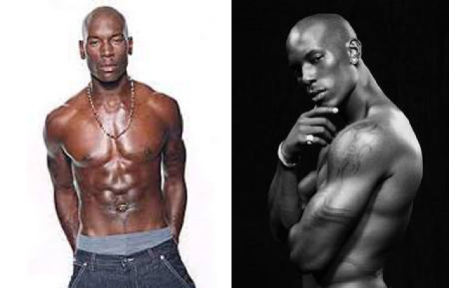 Рэп-исполнитель и актер поиграл мускулами для женской аудитории журнала.
