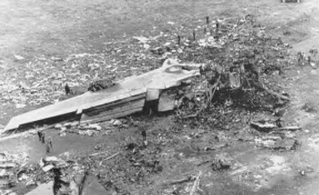 """Все 234 пассажира и 14 членов экипажа, находившиеся в """"Боинге"""" компании КЛМ, погибли."""