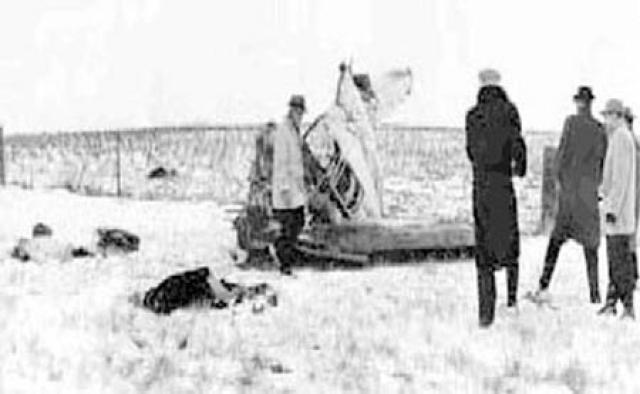 Эти два прибора показывают положение, в котором находится самолет относительно земли, в противоположной манере, поэтому комиссия посчитала, что это, возможно, заставило Питерсона думать, что он набирает высоту, хотя на самом деле самолет снижался.