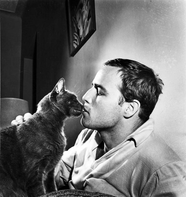 Личная жизнь Брандо складывалась не так радужно, как актерская карьера. Актер был трижды женат, обладал огромным количеством романтических отношений с различными женщинами, а также по собственному признанию и с мужчинами, к концу жизни обзавелся восемью детьми.