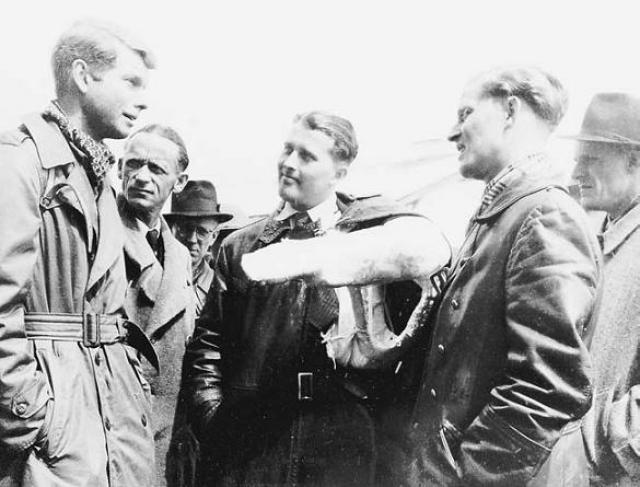 В марте 1945 года в университете Бонна лаборант-поляк нашел затолканные в унитаз страницы списка Озенберга, именно этот список попал в руки британской разведки MI6, которая передала его американской стороне.