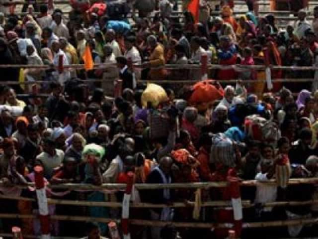 """Согласно индуистским преданиям, в этом храме - ныне одном из самых почитаемых в Махарштре - останавливались некогда братья Пандавы, главные герои индуистского эпоса """"Махабхарата""""."""