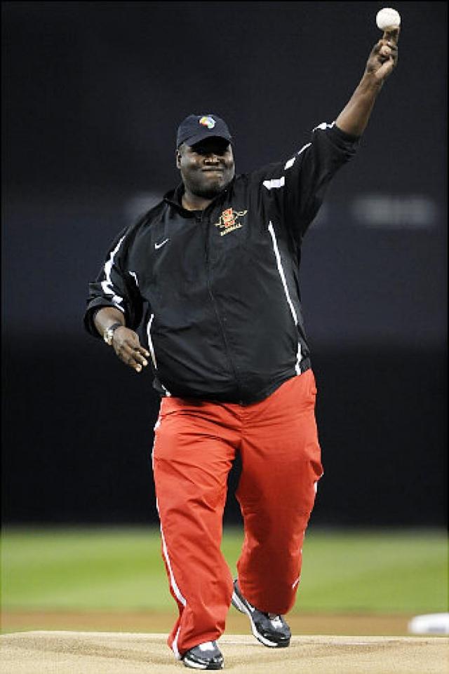 После завершения карьеры Гвинн стал тренером и аналитиком, явно позабыв о физической форме.